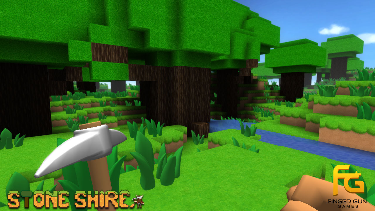 Stone Shire - Exploring Grasslands